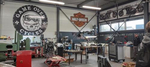 Współpraca z Harley Davidson
